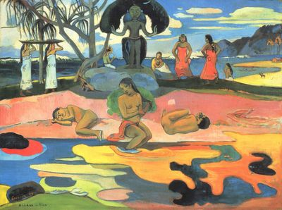 Paul_Gauguin_Sunday